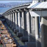 Досрочное открытие железнодорожной части Крымского моста