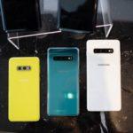 Где лучше всего заказать смартфоны Samsung Galaxy S10e?