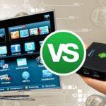 Смарт ТВ vs. Андроид ТВ: спор продолжается