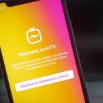 Кнопка IGTV будет убрана из приложения Instagram