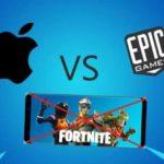 Учетная запись Epic удалена из интернет-магазина Apple