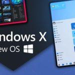 Windows 10X будет представлена в 2021 году