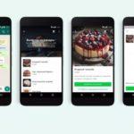 Пользователи WhatsApp смогут просматривать товары с помощью кнопки «Магазин»