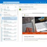Microsoft занята разработкой нового Outlook