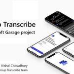 Microsoft представила приложение, позволяющее расшифровывать и переводить диалоги с онлайн-встреч