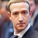 Глобальная утечка из Facebook затронула Цукерберга