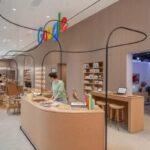 В Нью-Йорке открылась первая розничная точка Google