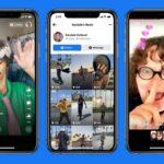 Пользователям Facebook из США стал доступен раздел Reels с вертикальными роликами